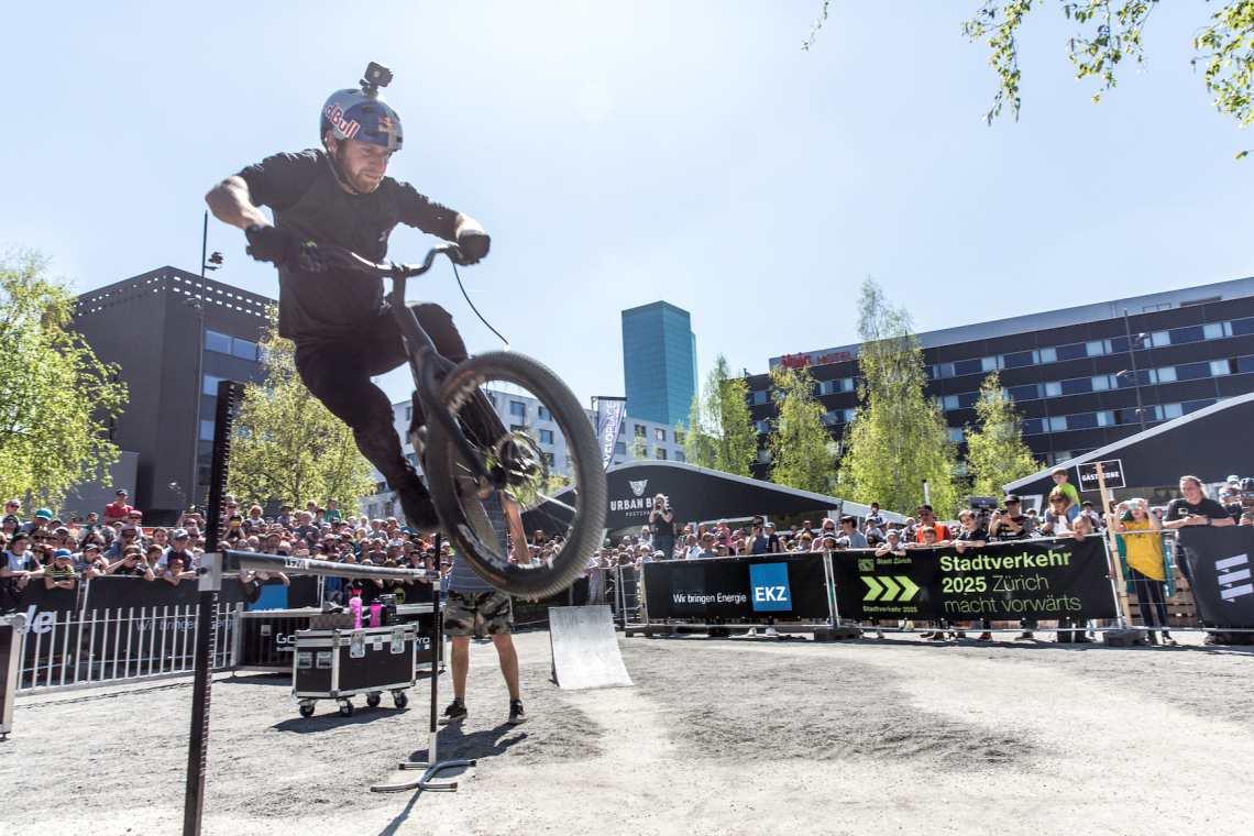 Drop and Roll Show Urban Bike Festival 2017 - Diamantrad-Blog