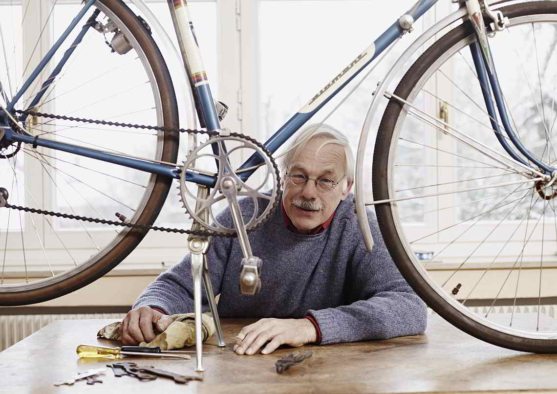 Günter Erber - Diamantrad-Blog