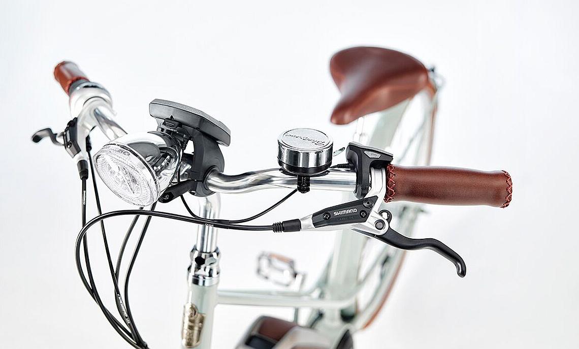 Fahrradlenker vom Diamant Juna - Diamantrad-Blog