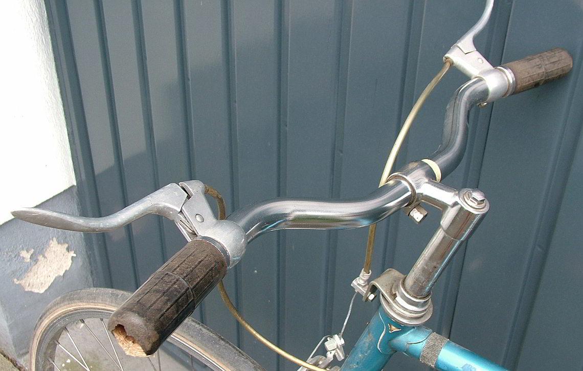 Alter Diamant-Fahrradlenker - Diamant-Blog