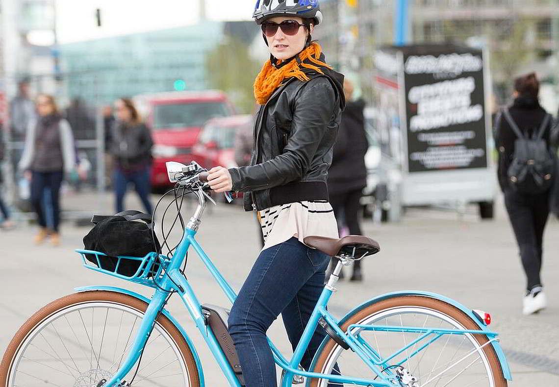 Fahrradfahren im Herbst - Diamant-Blog