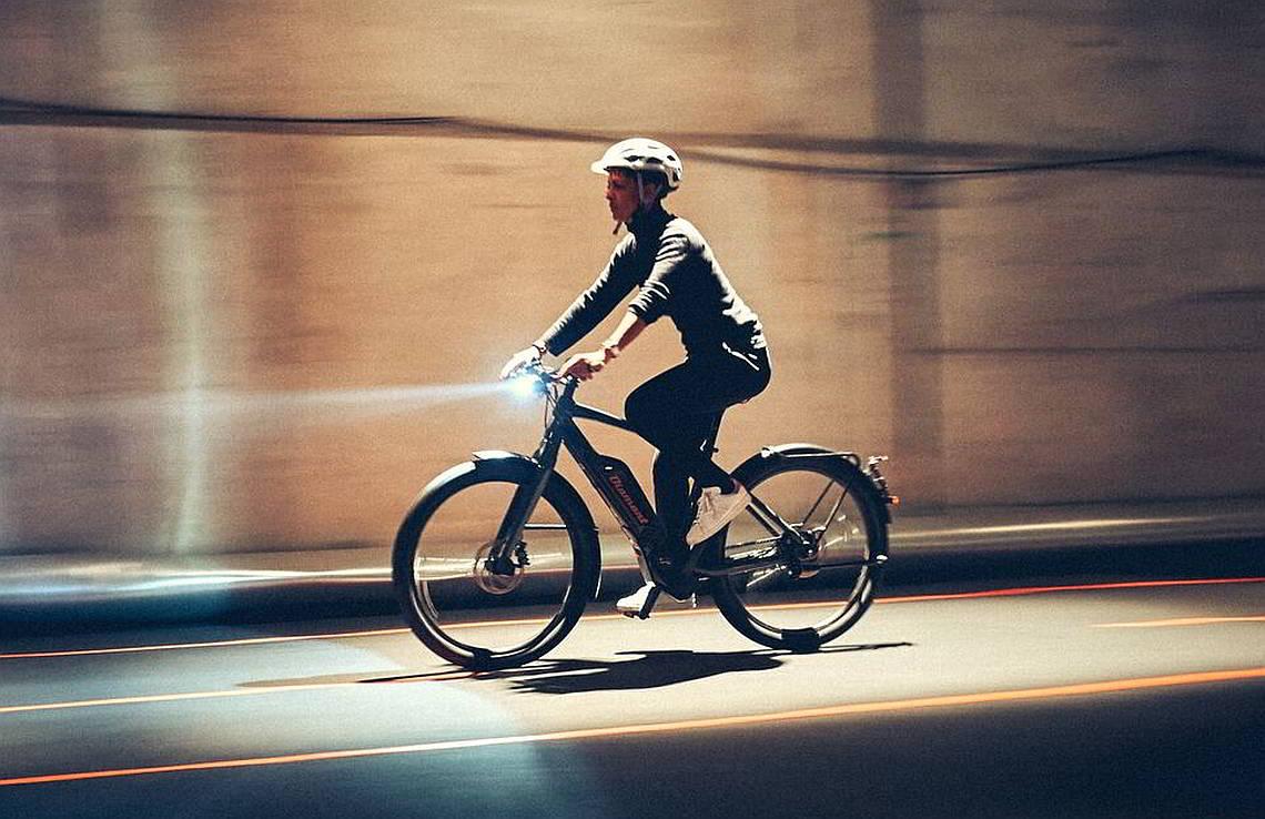 Fahrradfahren im Winter - Diamant-Blog