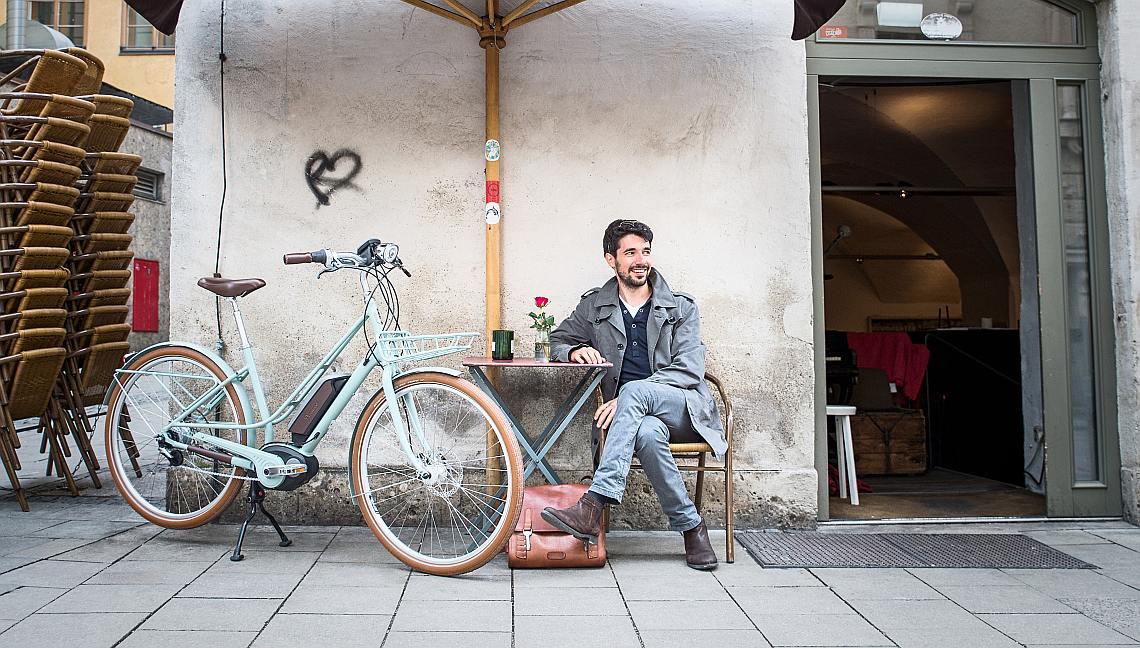 Stell Dein Fahrrad sicher ab - Diamantrad-Blog