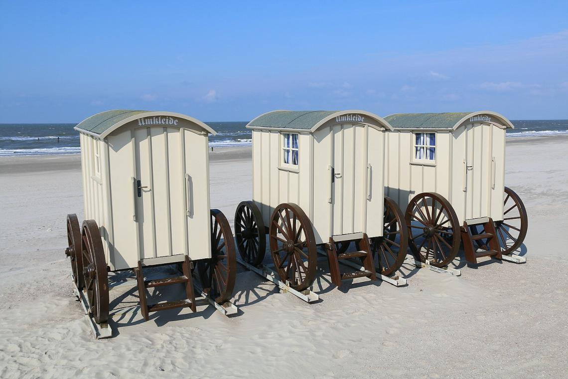 Strand auf Norderney - Diamantrad-Blog
