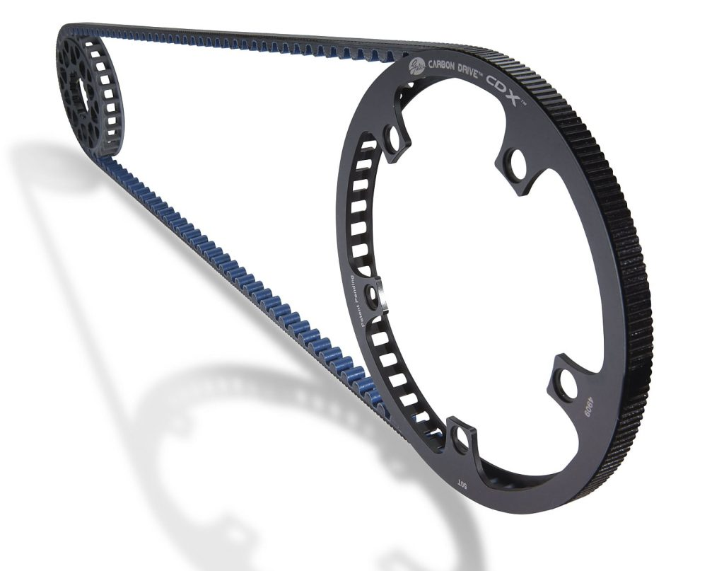 Gates Carbon-Riemen - Diamantrad