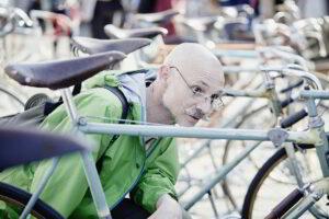 Fahrradsammler Alfons Karl Reschke - Diamantrad-Blog