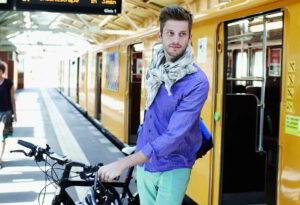 Fahrradmitnahme in der Bahn - Diamantrad-Blog