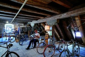 Fahrradsammler Christian Erdmann - Diamantrad-Blog
