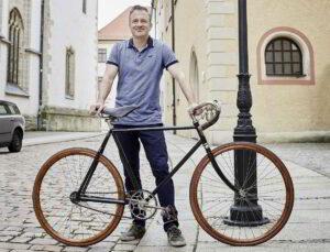 Fahrradsammler Torsten Fischer - Diamantrad-Blog