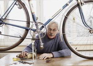 Fahrradsammler Günter Erber - Diamantrad-Blog