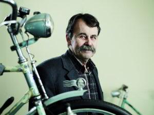 Fahrradsammler Hartmut Rogotzki - Diamantrad-Blog