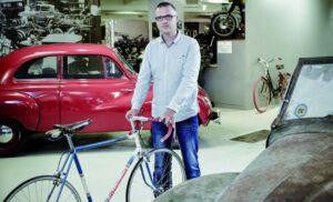 Fahrradsammler Ludwig Karsch - Diamantrad-Blog