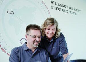 Mandy und Hartmut Böhm - Diamantrad-Blog