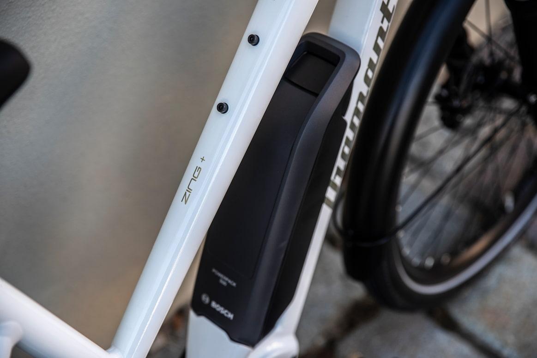 E-Bike-Akku vom Diamant Zing+ - E-Bike-Akku FAQ - Diamantrad-Blog