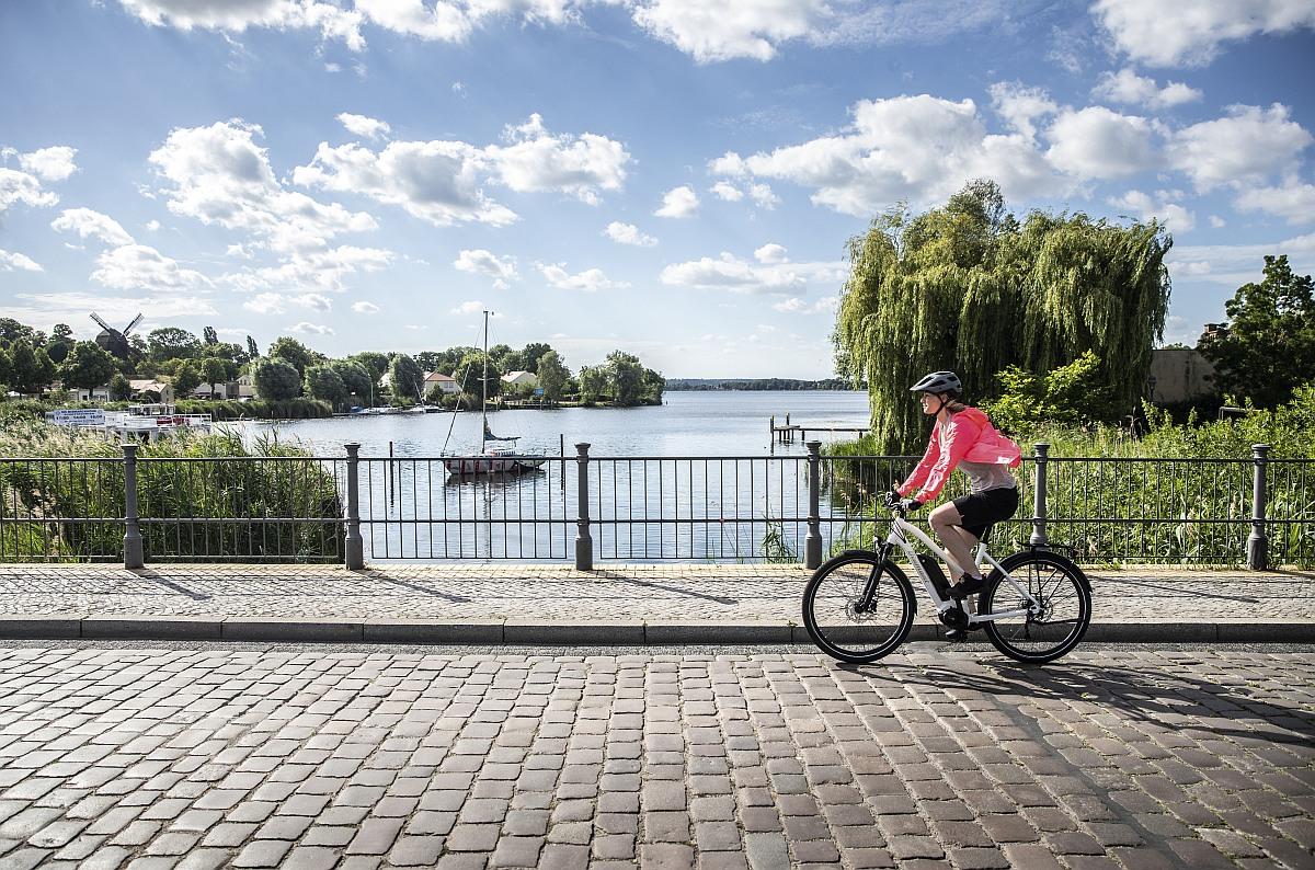 Diamant auf Reise Fahrradtour mit dem Zing+ Diamantrad Blog