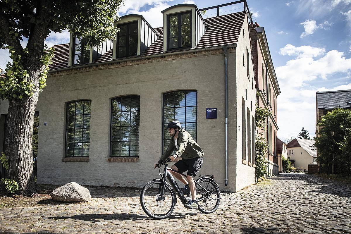 Diamant auf Reise Fahrradtour auf dem Zouma Deluxe+ Diamantrad Blog